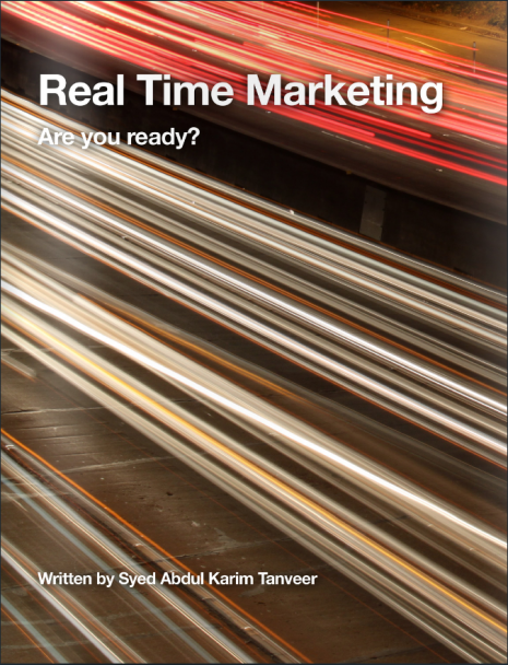 Real Time Marketing - Incito Mentis