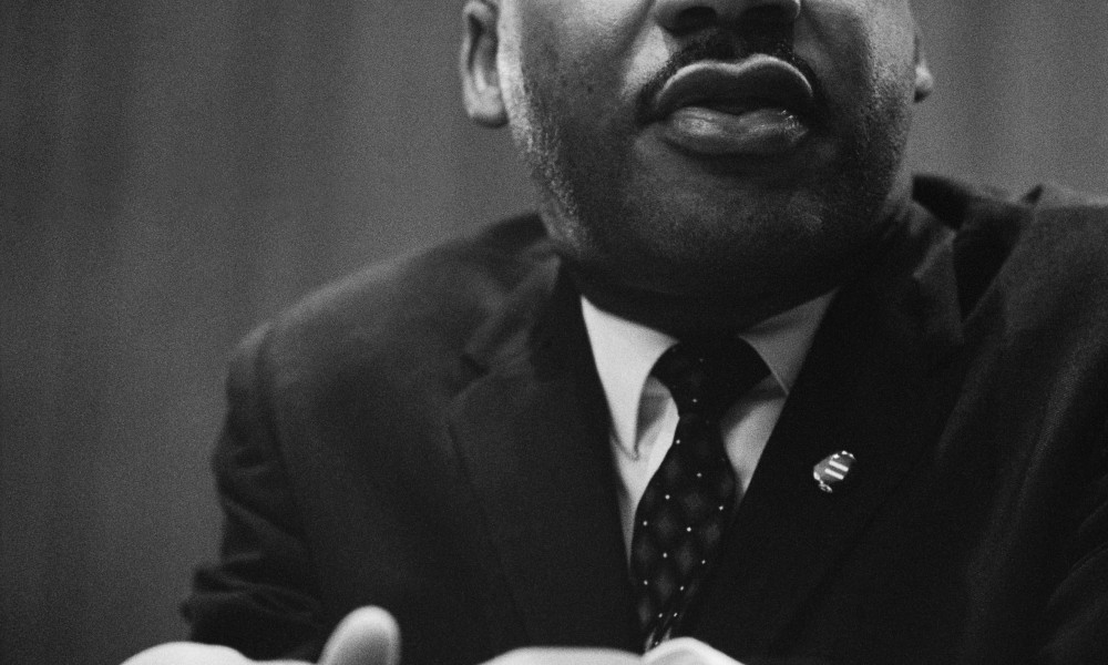 Martin Luther King was a master orator. Besides all the things he has inspired us with...presentation skills are certainly one of them!