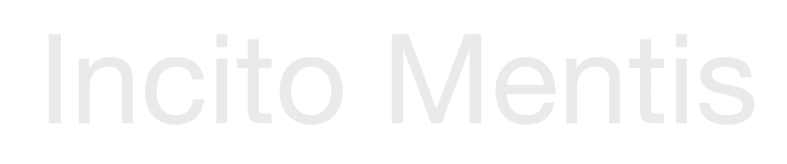 Incito Mentis
