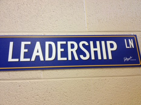 Leadership is everything!