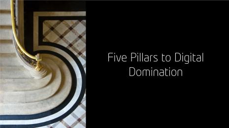 Five Pillars to Digital Domination
